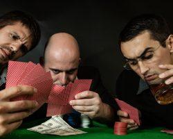 Bad Poker Player
